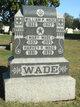 Mary <I>Shaw</I> Wade