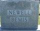 Laura Allard <I>Bemis</I> Newell