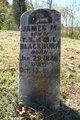 James M. Blackburn
