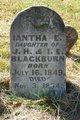 Iantha E. Blackburn
