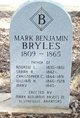 Mark Benjamin Bryles