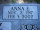 Anna Estellene <I>Sanders</I> Bentz