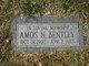 Amos N. Bentley