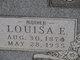 Louisa Ellen <I>Courtney</I> Busby