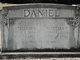 Martha F <I>Arnold</I> Daniel