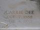 Carrie Dee <I>Hudson</I> Britton