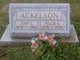 Profile photo:  Nellie K <I>Auld</I> Ackelson