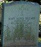 Mary Agnes <I>Shepherd</I> Billard