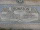 Harold H Thompson