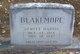 Dewitt Harris Blakemore