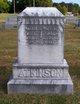 "Profile photo:  Nance Malissie ""Lizzie"" <I>Thomas</I> Atkinson"