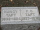 Nancy Ann <I>Eldredge</I> Taft