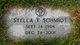 Stella T. <I>Peters</I> Schmidt