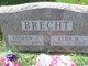"""Helenia Margaret """"Lena"""" <I>Becker</I> Brecht"""