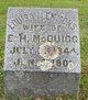 Louisa Maria <I>Emmons</I> McQuigg
