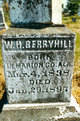 Willis H Berryhill