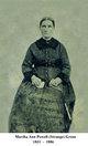 Martha Ann <I>Powell Strange</I> Green