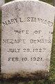 Mary Louisa <I>Stannard</I> DeMars