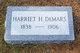 Harriet Amelia <I>Holcomb</I> DeMars