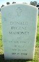 Profile photo:  Donald Eugene Mahoney