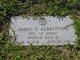 "Profile photo:  James C. ""Baldy"" Albritton"
