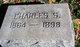Charles S Lindsley