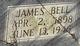 """James Bell """"Jim Bell"""" Burgess"""