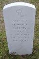 """Francis Edward """"Buddy"""" Gattis"""