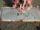 """Alma """"Texie"""" <I>Edens</I> Hendricks"""
