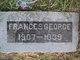 Profile photo:  Frances <I>Bain</I> George
