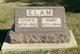 Effie Virginia <I>Haverstock</I> Elam