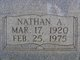 Nathan Andrew Hicks Jr.
