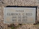 Profile photo:  Clarence Charles Reed