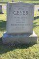 Elizabeth <I>Reiser</I> Geyer