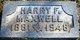 Harry F Maxwell