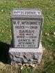 Sarah Anna <I>Story</I> McKinney