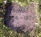 Thomas Thompson