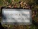 """Profile photo:  Elizabeth B """"Betty"""" Hanff"""