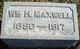 William Henry Maxwell