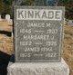 James Marshall Kinkade