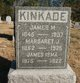 Margaret Jane <I>Upton</I> Kinkade