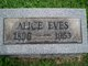 Alice Eves