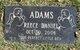 Profile photo:  Reece Daniel Adams