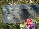Amanda Allie <I>Campbell</I> Allen