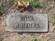Rosa Lee <I>Hudson</I> Childers