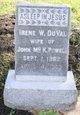 Irene W <I>DuVal</I> Powell