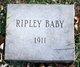 Profile photo:  Baby Ripley