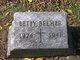 Profile photo:  Betty Beemer