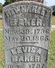 Rev Harley Baker