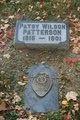 Patsy Dowe <I>Wilson</I> Patterson